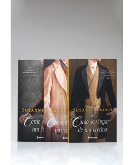 Kit 3 Livros | Trilogia dos Canalhas | Suzanne Enoch