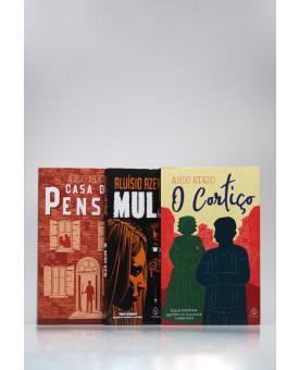 Kit 3 Livros | Aluísio Azevedo