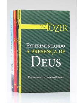 Kit 4 Livros | A.W Tozer #2