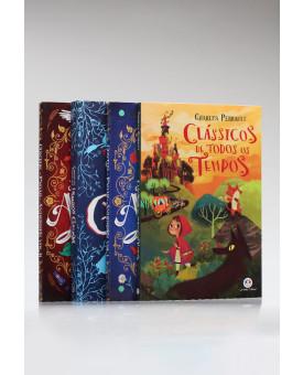 Kit 4 Livros | Contos de Fadas