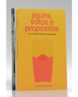 Kit 4 Livros | Lucinho Barreto #2