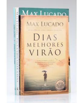 Kit 4 Livros | Max Lucado e Jenna Lucado