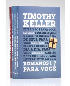 Kit 4 Livros | Timothy Keller