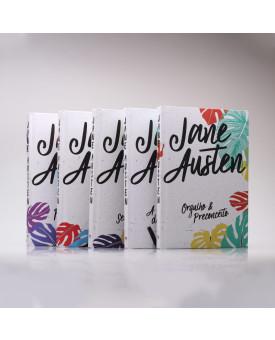 Kit 5 Livros | Capa Dura | Jane Austen
