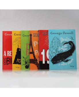 Kit 6 Livros | George Orwell | Tricaju