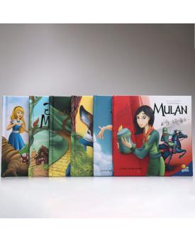 Kit 6 Livros | Classic Movie Stories | Todolivro