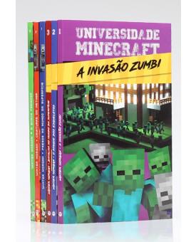 Kit 6 Livros | Minecraft
