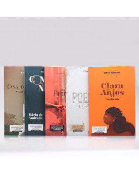 Kit 5 Livros | Vestibular UEL 2021