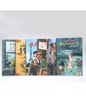 Kit 6 Livros | George Orwell