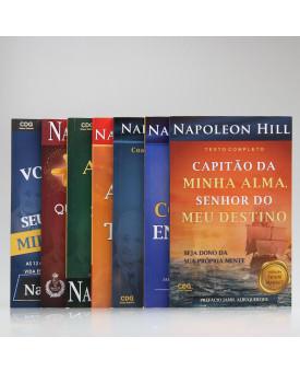 Kit 7 Livros | Napoleon Hill