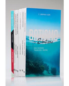 Kit 7 Livros | História da Igreja Cristã | C. Jeremias Klein
