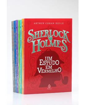 Kit 7 Livros | Sherlock Holmes | Arthur Conan Doyle