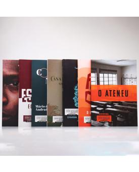 Kit 7 Livros | Para Vestibular / Literatura Brasileira