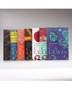 Kit 7 Livros | Capa Dura | C. S. Lewis