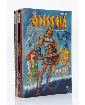 Kit 8 Livros | Em Quadrinhos | Clássicos Mundiais