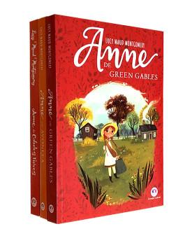 Kit 3 Livros   Anne de Greem Gables