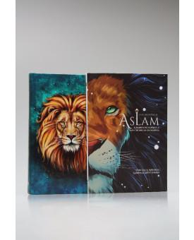 Kit Desvendando Aslam | Bíblia ACF Leão Aslam + O Outro Nome de Aslam