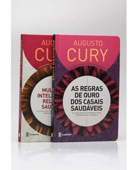 Kit 2 Livros | Regras de Ouro | Augusto Cury