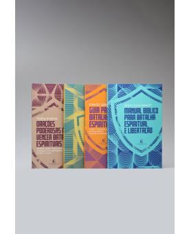 Kit 4 Livros | Batalha Espiritual