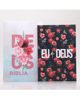 Kit Eu e Deus | Rosas
