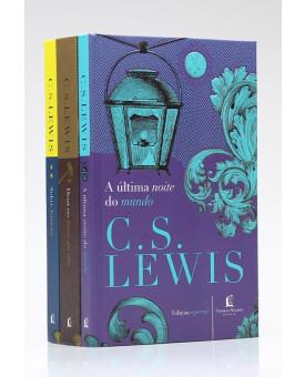 Kit 3 Livros | Capa Dura | C. S. Lewis