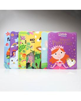 Kit 7 Livros   Colorindo Meu Mundo   Brasileitura
