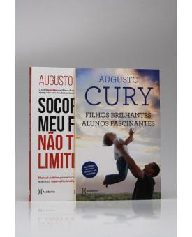 Kit 2 Livros | Filhos Educados | Augusto Cury
