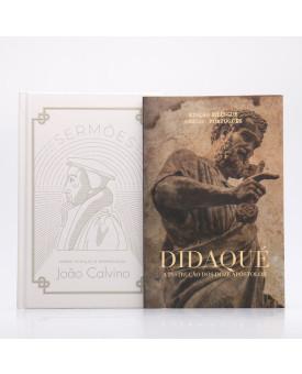 Kit 2 Livros | Didaqué + Sermões