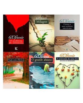 Kit 6 Livros | C. S. Lewis