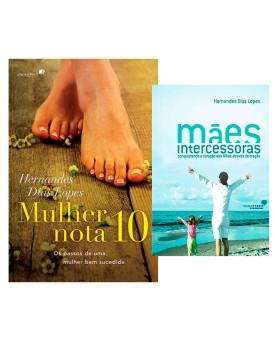 Kit 2 Livros | Mulher Virtuosa | Hernandes Dias Lopes