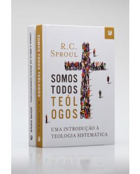 Kit 2 Livros | Lendo a Bíblia | Capa Dura