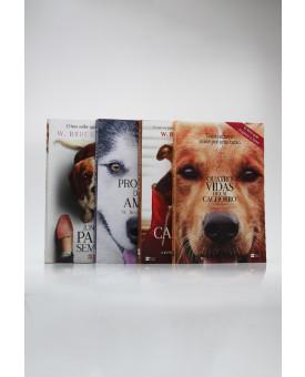 Kit 4 Livros | Melhor Amigo do Homem | W. Bruce Cameron