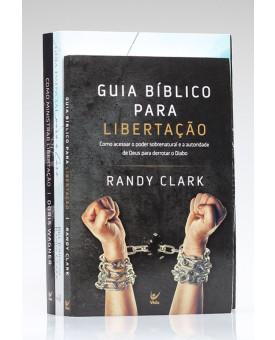 Kit Guia Prático para Cura e Libertação | 3 Livros