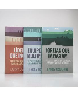 Kit 3 Livros | Poderoso | Larry Osborne