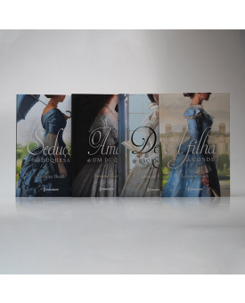 Kit 4 Livros | Romances Históricos | Lorraine Heath