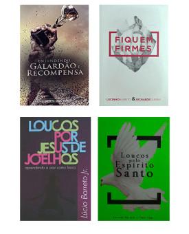 Kit 4 Livros | Lucinho Barreto #1