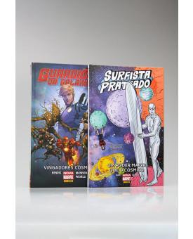 Kit 2 Livros | Nova Marvel | Em Quadrinhos | Panini