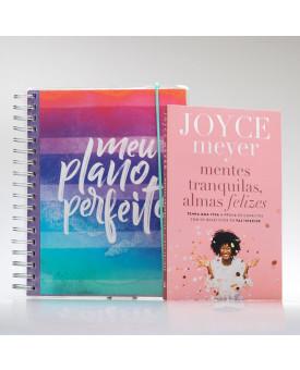 Kit Organize Sua Vida | Meu Plano Perfeito + Livro | Edição I