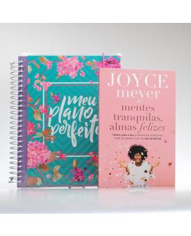 Kit Organize Sua Vida | Meu Plano Perfeito + Livro | Edição II