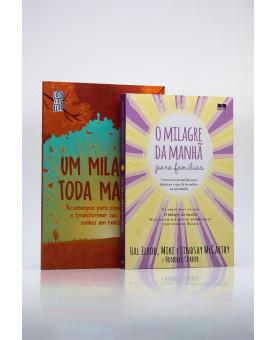 Kit 2 Livros | Bom Dia Família | Hal Elrod