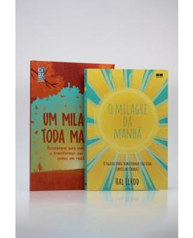 Kit 2 Livros | Bom Dia | Hal Elrod