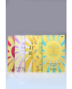 Kit 5 Livros | O Milagre da Manhã | Hal Elrod