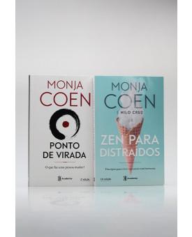 Kit 2 Livros | Harmonia | Monja Coen