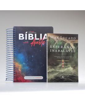 Kit Firmado na Palavra | Nébula | Bíblia Anote + Esperança Inabalável