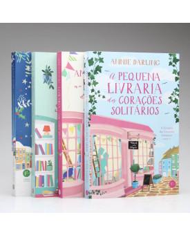 Kit 4 Livros | Livraria dos Corações Solitários | Annie Darling