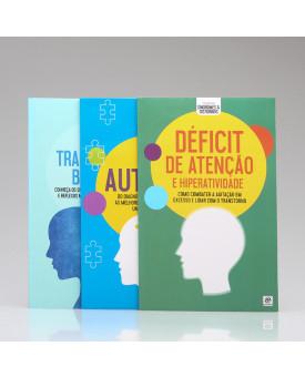 Kit 3 Livros | Coleção Síndromes e Distúrbios | Alto Astral