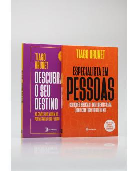 Kit 2 Livros | Tiago Brunet
