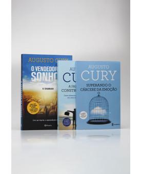 Kit 3 Livros | Vendedor de Sonhos | Augusto Cury