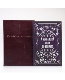 Kit Bíblia de Estudo | NVT + Grátis Livro A Verdadeira Obra do Espírito | Jonathan Edwards