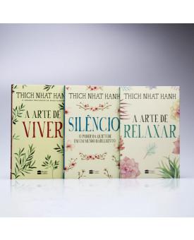 Kit 3 Livros   Consciência Plena   Thich Nhat Hanh